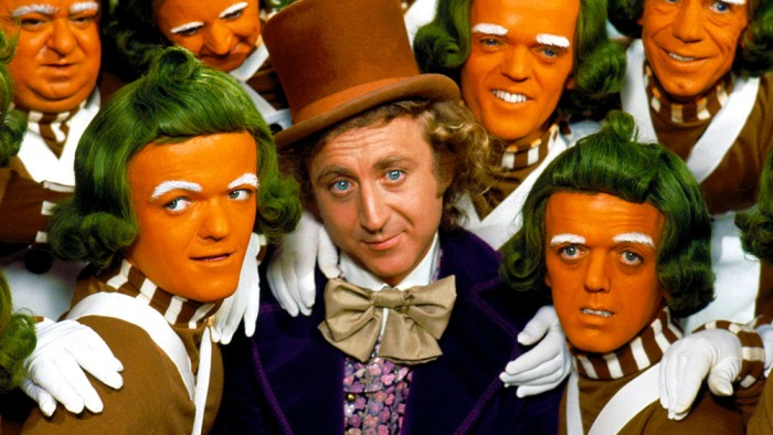 Image result for willy wonka & the chocolate factory
